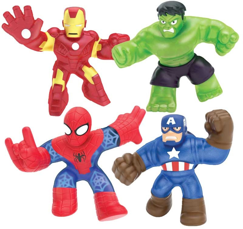 Heroes of Goo Jit Zu Marvel Super Hero/'s