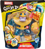 Wholesalers of Heroes Of Goo Jit Zu Marvel Supergoo Thanos toys Tmb