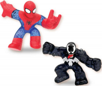 Wholesalers of Heroes Of Goo Jit Zu Marvel Versus Pack - Spiderman Vs Venom toys image 3