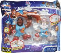 Wholesalers of Heroes Of Goo Jit Zu Space Jam Battle Twin Pack toys Tmb