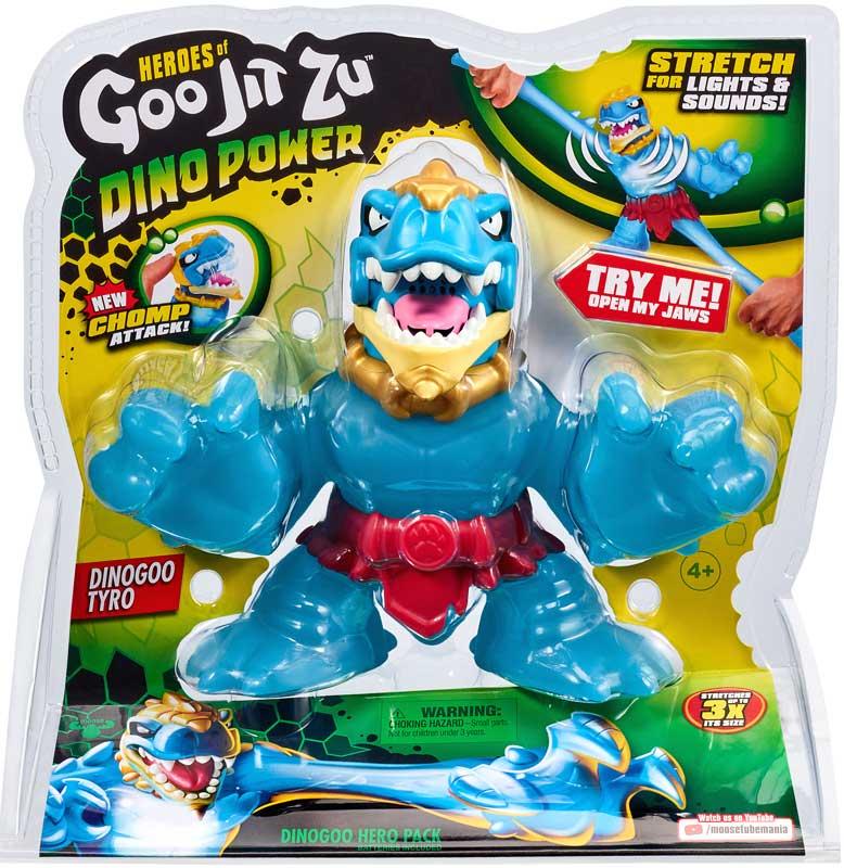 Wholesalers of Heroes Of Goo Jit Zu Supagoo Dino toys