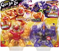 Wholesalers of Heroes Of Goo Jit Zu Versus Pack - Galaxy Attack toys image