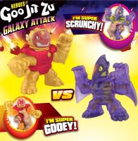 Wholesalers of Heroes Of Goo Jit Zu Versus Pack - Galaxy Attack toys image 3