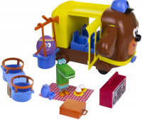 Wholesalers of Hey Duggee Adventure Bus Playset toys image 2