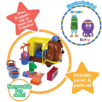 Wholesalers of Hey Duggee Adventure Bus Playset toys image 4