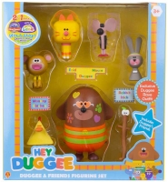 Wholesalers of Hey Duggee And Friends Figurine Set toys image