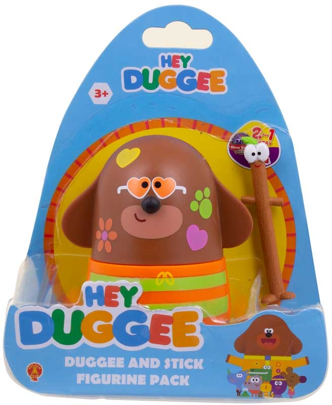 Wholesalers of Hey Duggee And Stick Figure Pack toys