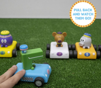 Wholesalers of Hey Duggee Drive Ems Asst toys image 3