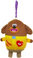 Wholesalers of Hey Duggee Duggee Clip-on Soft Toys Asstd In 8pc Cdu toys image