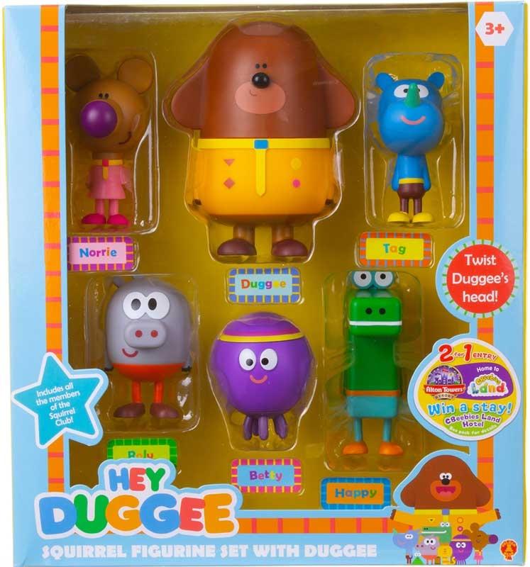 Wholesalers of Hey Duggee Figurine Set toys