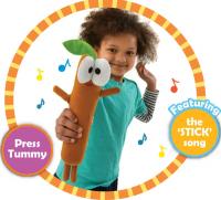 Wholesalers of Hey Duggee Singing Sticky Stick Stick Soft Toy toys image 3