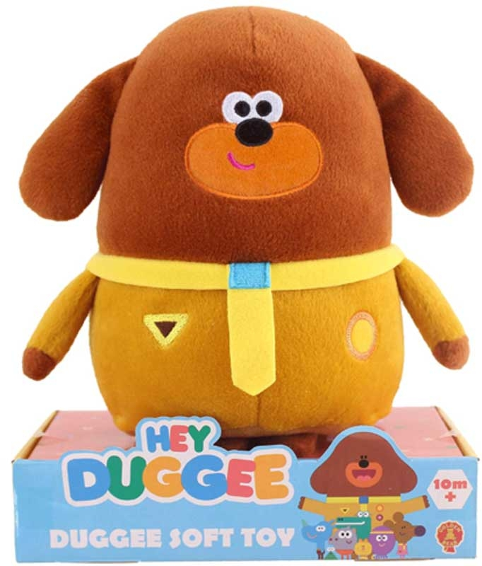 Wholesalers of Hey Duggee Soft Toy toys