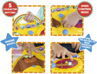 Wholesalers of Hey Duggee Spin And Groove With Dj Duggee toys image 3
