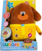 Wholesalers of Hey Duggee Talking Duggee Soft Toy toys image
