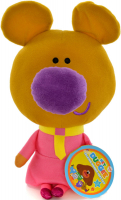Wholesalers of Hey Duggee Talking Squirrel Soft Toy Norrie toys image