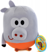 Wholesalers of Hey Duggee Talking Squirrel Soft Toy Roly toys image