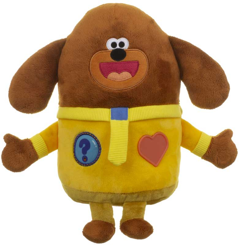 Wholesalers of Hey Duggee Voice Activated Smart Duggee Soft Toy toys