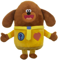 Wholesalers of Hey Duggee Voice Activated Smart Duggee Soft Toy toys image
