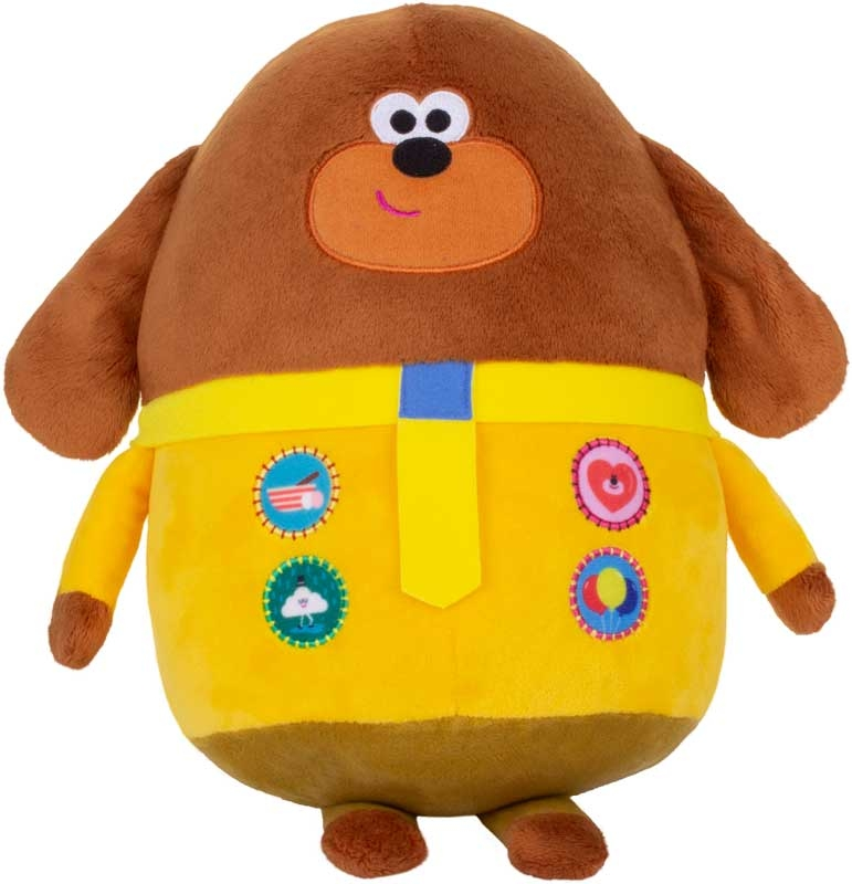 Wholesalers of Hey Duggee Woof Woof Duggee Soft Toy toys