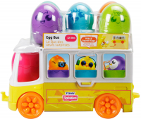 Wholesalers of Hide & Squeak Egg Bus toys image