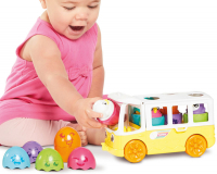 Wholesalers of Hide & Squeak Egg Bus toys image 4