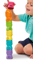 Wholesalers of Hide & Squeak Egg Stackers toys image 3