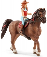 Wholesalers of Schleich Horse Club Hannah & Cayenne toys image 2