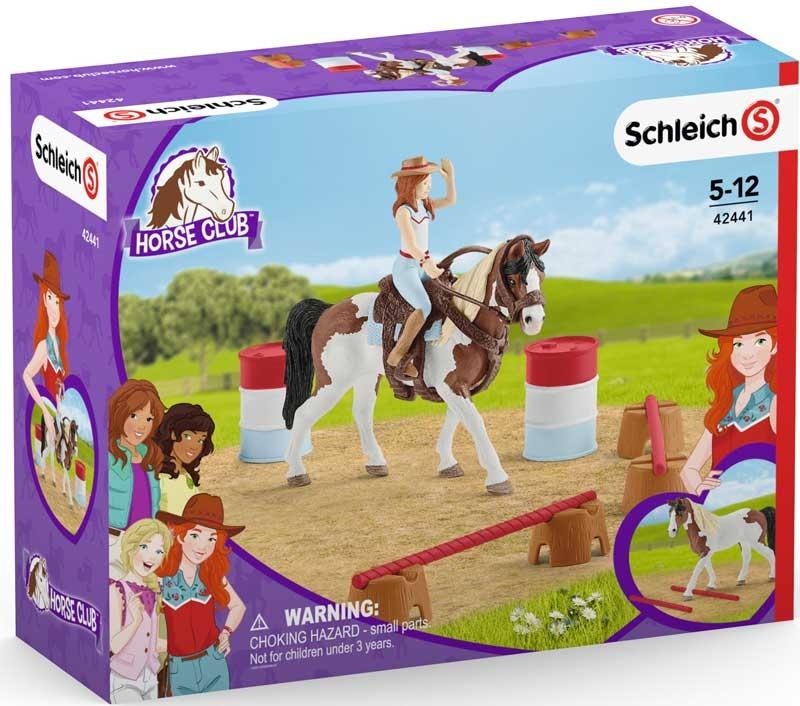 Wholesalers of Schleich Horse Club Hannahs Western Riding Set toys