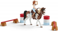 Wholesalers of Schleich Horse Club Hannahs Western Riding Set toys image 2