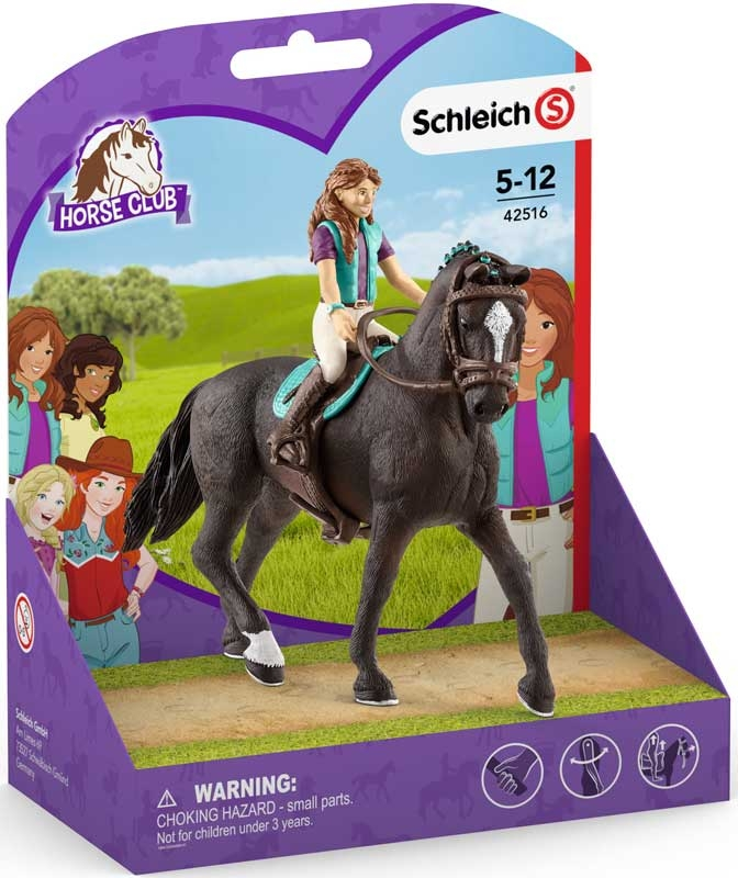Wholesalers of Schleich Horse Club Lisa & Storm toys