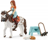 Wholesalers of Schleich Horse Club Mia & Spotty toys image 2