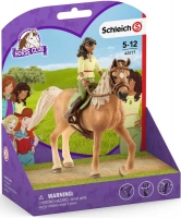 Wholesalers of Schleich Horse Club Sarah & Mystery toys image