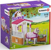 Wholesalers of Schleich Horse Stall With Lusitano Mare toys image