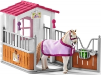 Wholesalers of Schleich Horse Stall With Lusitano Mare toys image 2