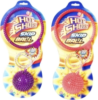 Wholesalers of Hot Shots Light Up Skip Ball toys image
