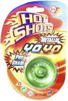 Wholesalers of Hot Shots Metallic Yoyo toys image