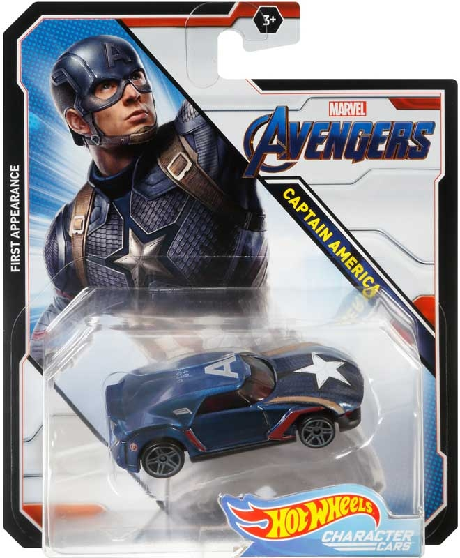 Wholesalers of Hot Wheels 1:64 Marvel Character Car Asst toys