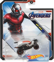Wholesalers of Hot Wheels 1:64 Marvel Character Car Asst toys image 3