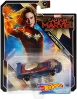 Wholesalers of Hot Wheels 1:64 Marvel Character Car Asst toys image 4
