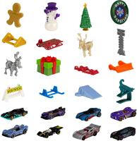 Wholesalers of Hot Wheels 2021 Advent Calendar toys image 2