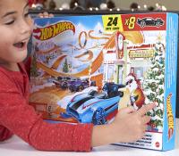 Wholesalers of Hot Wheels 2021 Advent Calendar toys image 3