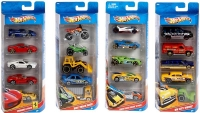 Wholesalers of Hot Wheels Basic Car 5 Pack toys image 4
