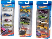 Wholesalers of Hot Wheels Basic Car 5 Pack toys image 5