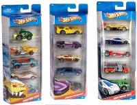 Wholesalers of Hot Wheels Basic Car 5 Pack toys image 6