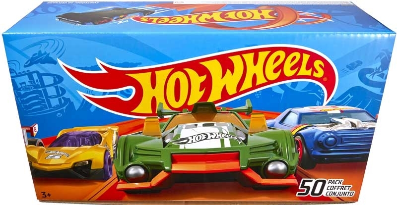 Wholesalers of Hot Wheels Basic Car 50 Pack toys