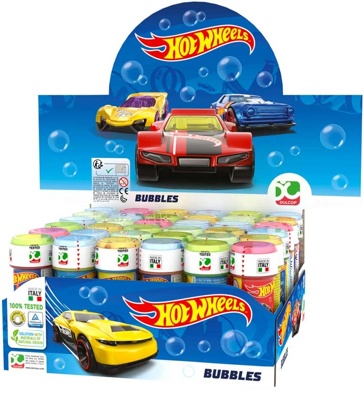 Wholesalers of Hot Wheels Bubble Tubs toys