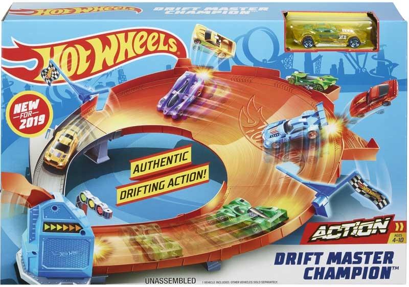 Wholesalers of Hot Wheels Championship Trackset Asst toys