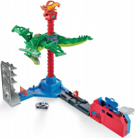 Wholesalers of Hot Wheels City Air Attack Dragon toys image 2