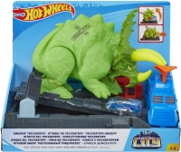Wholesalers of Hot Wheels City Smashin Triceratops toys image