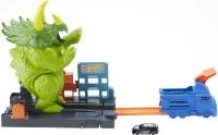 Wholesalers of Hot Wheels City Smashin Triceratops toys image 2